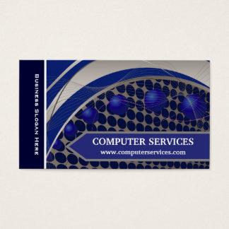 High Tech Business Cards