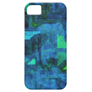 High Tech Circuitry iPhone 5 Cases