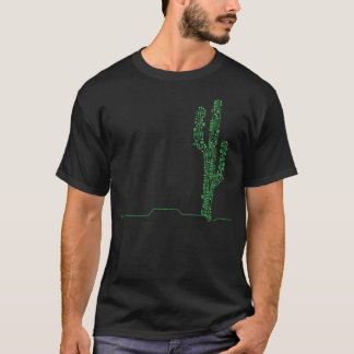 High Tech Saguaro T-Shirt