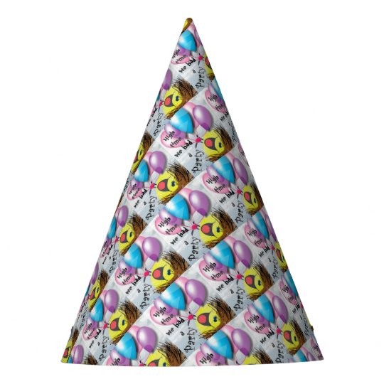 .High time for a party Party Hat
