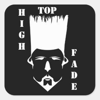 HIGH TOP FADE Sticker