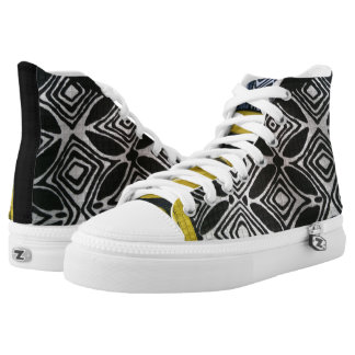 "High Top Sneakers ""Mysistergirl Design"""