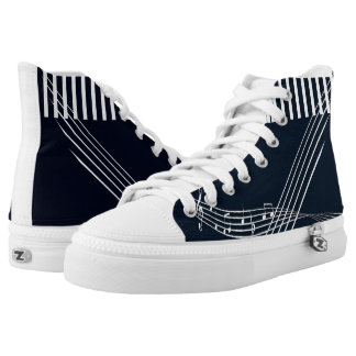 High Tops in Musical Design