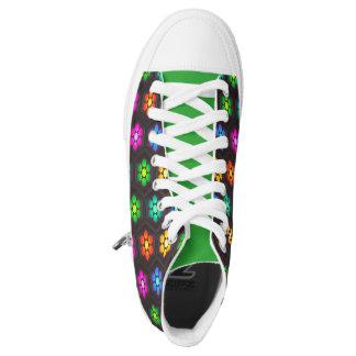 High tops rainbow designer converse Sneakers