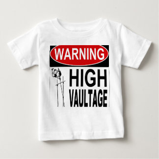 High Vaultage Baby T-Shirt