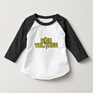 High Voltage 3/4 Shirt (Black)