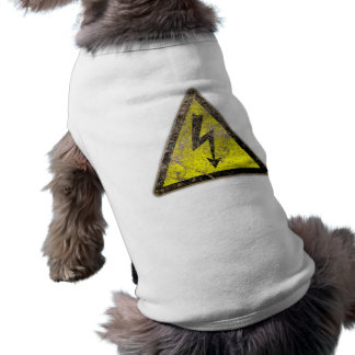 High Voltage Pet Clothing