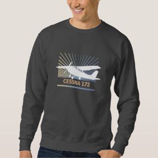 High Wing Aircraft Sweatshirt