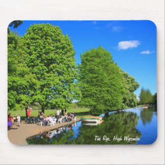 High Wycombe Rye Mousemat