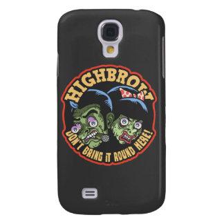 Highbrow Galaxy S4 Case