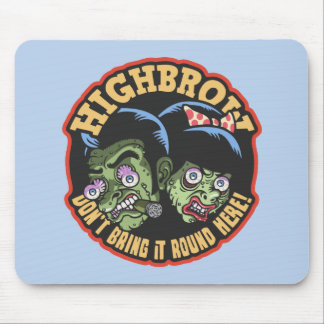 Highbrow Mouse Pad
