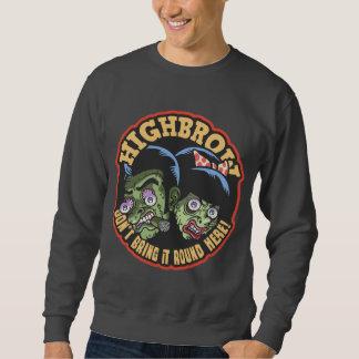 Highbrow Pullover Sweatshirt