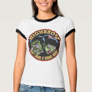 Highbrow Tee Shirts