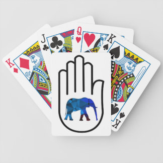 Higher Enlightenment Bicycle Playing Cards