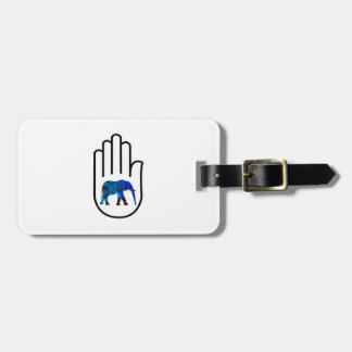 Higher Enlightenment Luggage Tag