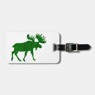 Higher Ground Luggage Tag