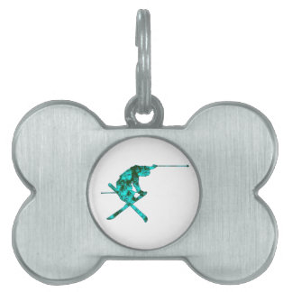 Higher Space Pet Tag