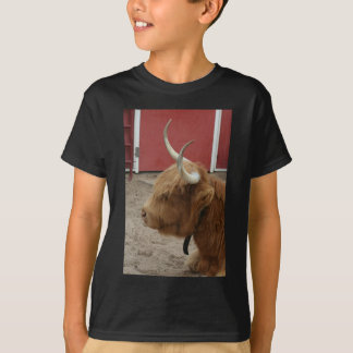 Highland Cattle Cow T-Shirt