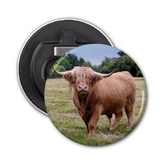 Highland Cow Bottle Opener