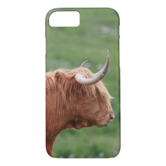 highland cow iPhone 8/7 case