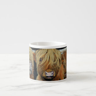 Highland Cows 'Stewart & Friends' Mug