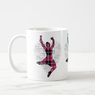 Highland Dancer Mug #5
