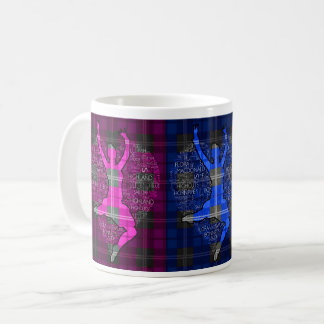 Highland Dancer Mug #7