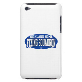 Highland Home High School; Flying Squadron iPod Touch Case