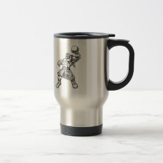 highland lion travel mug
