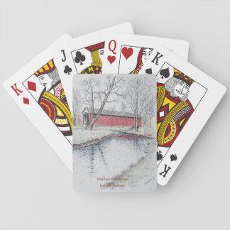 Highland Park Bridge Playing Cards