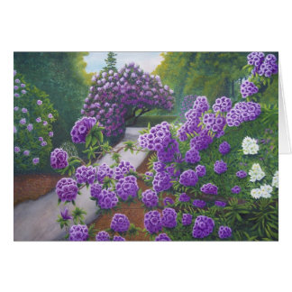Highland Park Flowers Card