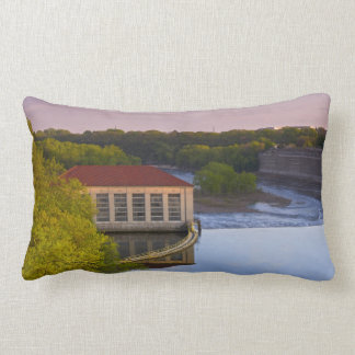Highland Park Powerhouse and Dam Lumbar Cushion