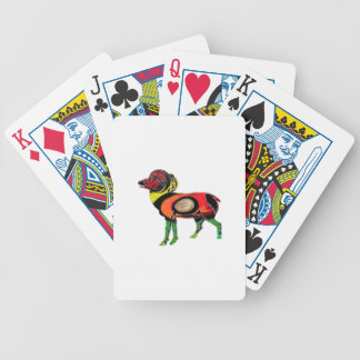 HIGHLAND PATTERNS BICYCLE PLAYING CARDS