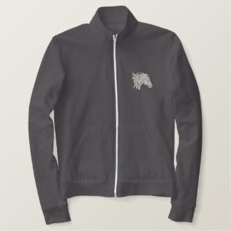 Highland Pony Embroidered Jacket