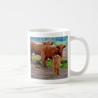 Highland Pride Basic White Mug