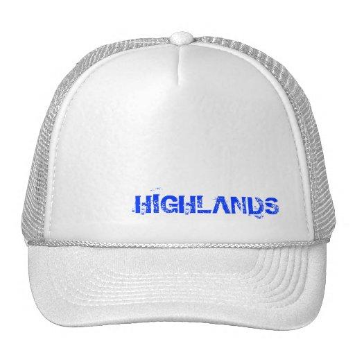HIGHLANDS TRUCKER HAT