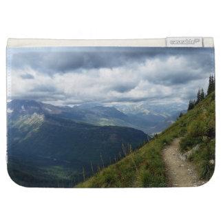 Highline Trail Glacier National Park Montana.= Kindle Case