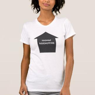 HIGHLY ADDICTIVE Women's Logo T-shirt