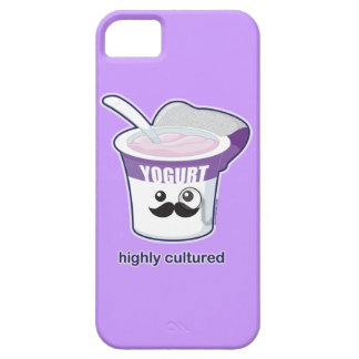 Highly Cultured Barely There iPhone 5 Case