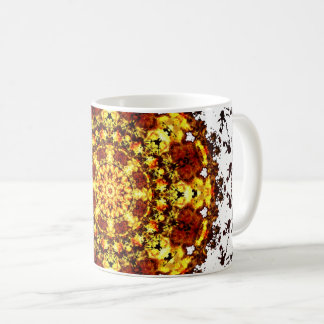 Highly detailed Mandala Coffee Mug