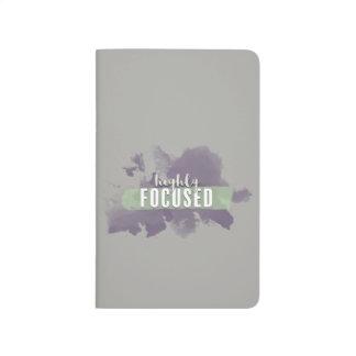 Highly Focused | Artist/Writer Pocket Journal