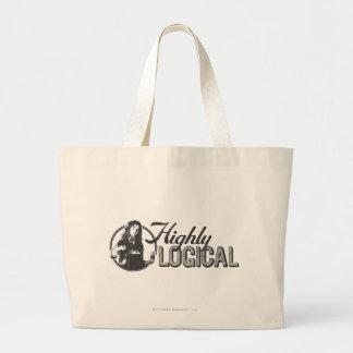Highly Logical Tote Bag