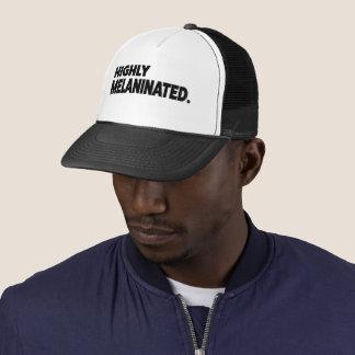 HIGHLY MELANINATED Trucker Hat