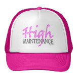 HighMaintenance Mesh Hats