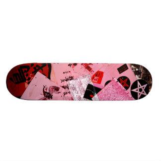 Highschool History Skate Board Deck