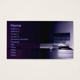 HighTech 2011Calendar Business Card