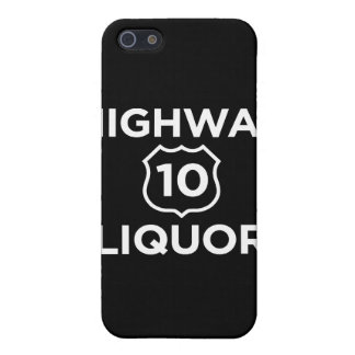 Highway 10 Liquor Case For iPhone 5