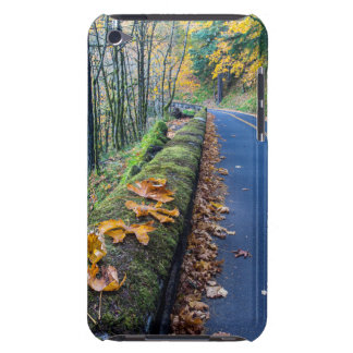 Highway 30 Winds Through The Columbia River iPod Case-Mate Case