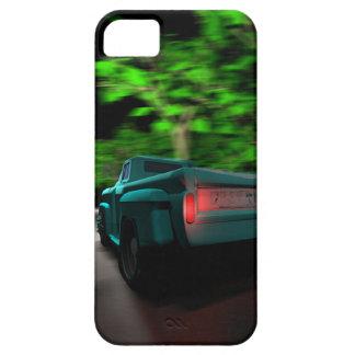 Highway and American van iPhone 5 Cover