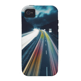 Highway At Night iPhone 4/4S Cover